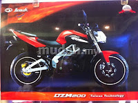 Demak DZM 200 Malaysia