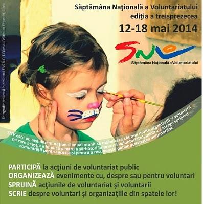 Saptamana Voluntariatului la Craiova