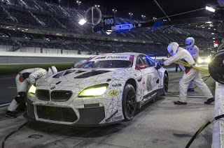 Daytona 24h – cursa de debut BMW M6 GTLM si BMW M6 GT3