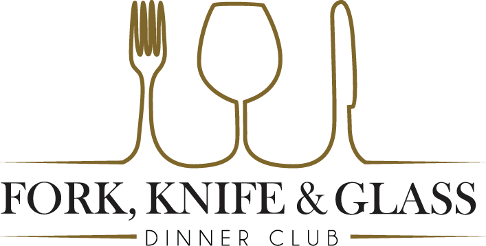 Fork, Knife &amp; Glass - Dinner Club