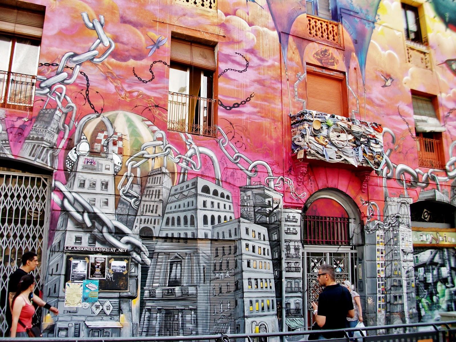 El mejor graffiti del mundo el blog de catalina for Graffitis y murales callejeros