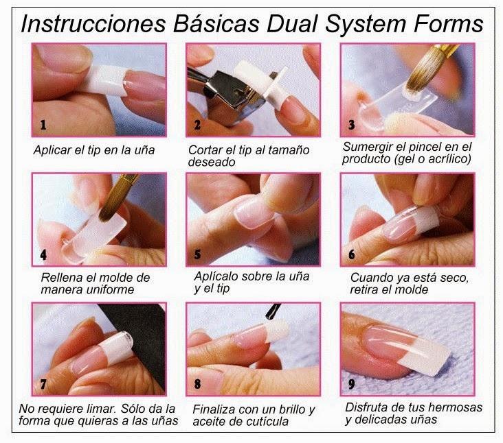 instruciones dual system form