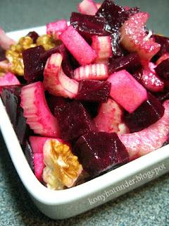 beet-celery-apple-walnut-salad