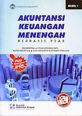 toko buku rahma: buku akuntansi keuangan menengah , pengarang dwi martani, penerbit salemba empat