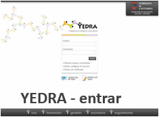 YEDRA - login