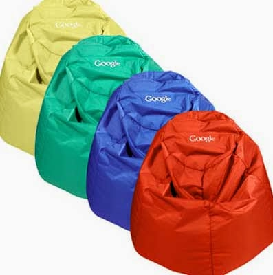 Pilihan Warna Sofa Bean Bag