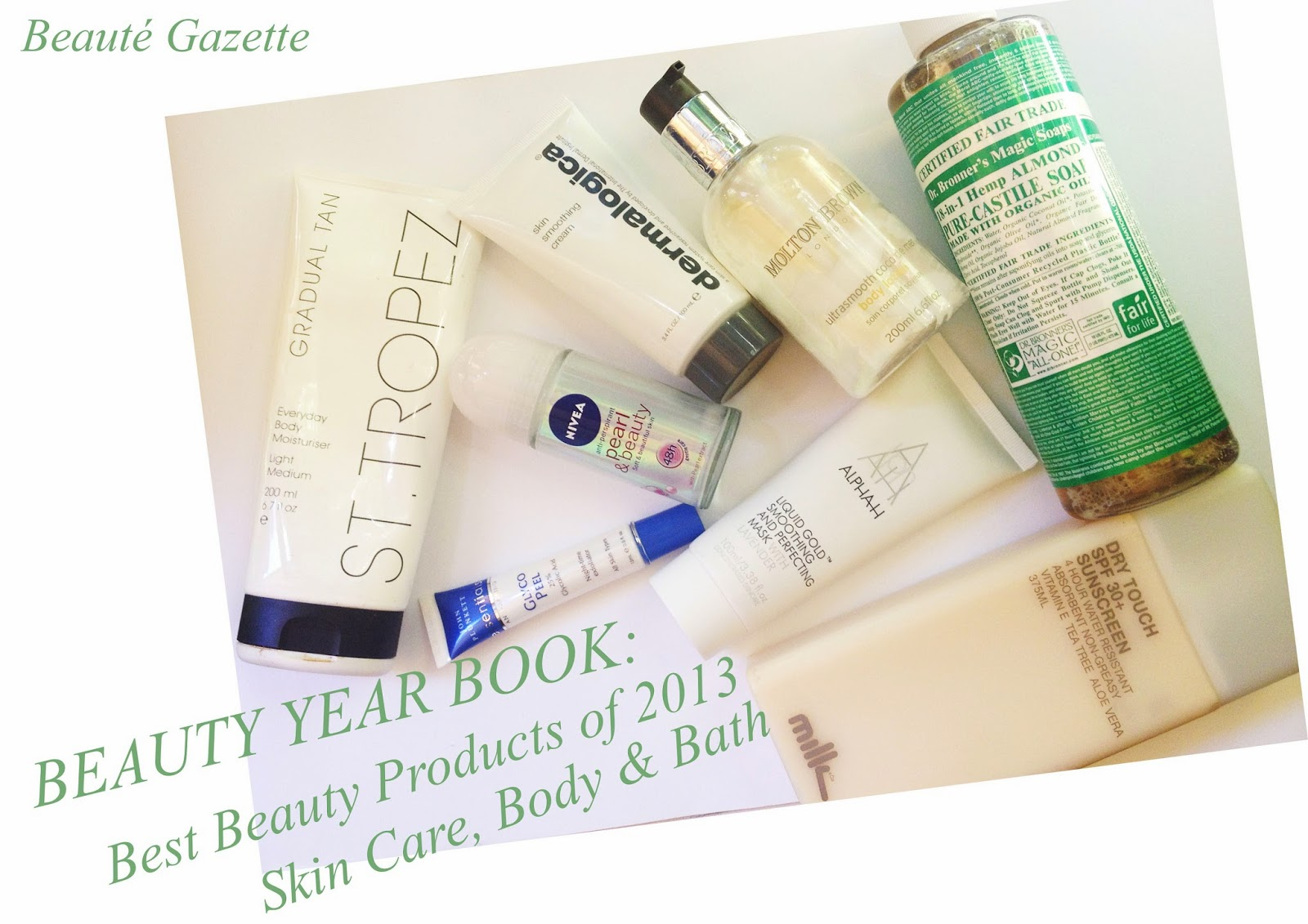 beauty skincare bath body