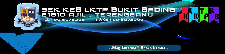SK LKTP BUKIT BADING