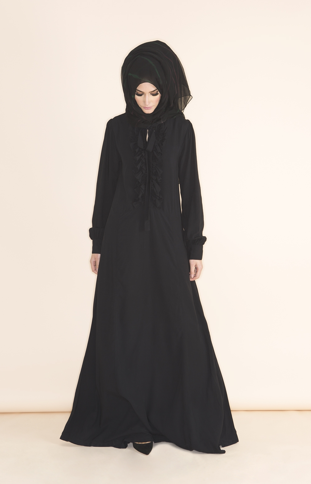 10 Contoh Model Baju Muslim Terbaru 2020 Model HIjab