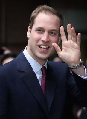 Prince William planning bachelor party on a boat