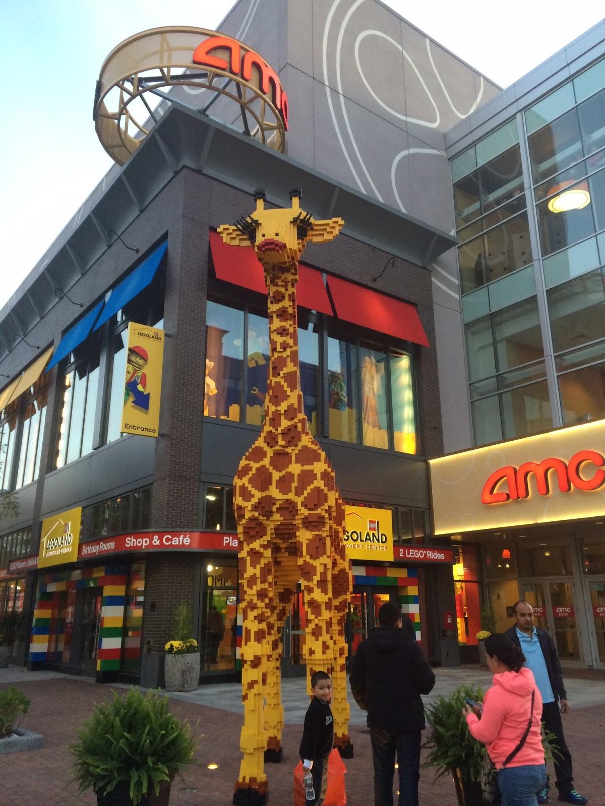Giggles at Greene: LEGOLAND Discovery Center: Boston!