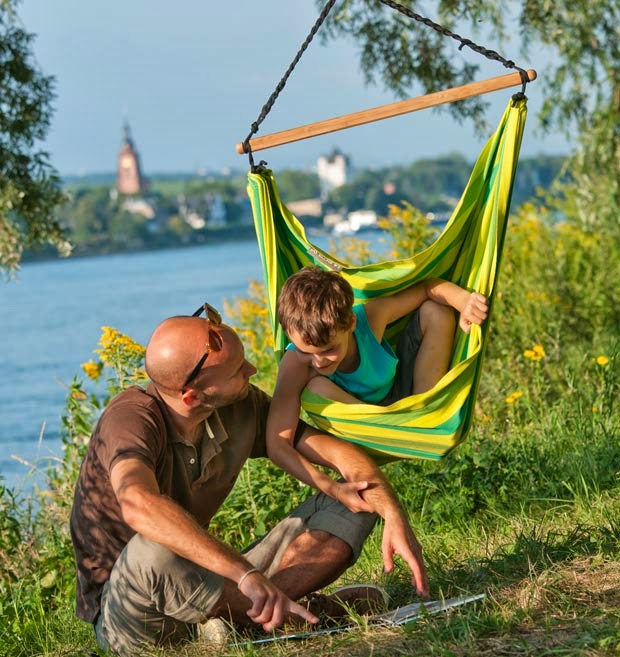 Children's hammock chair