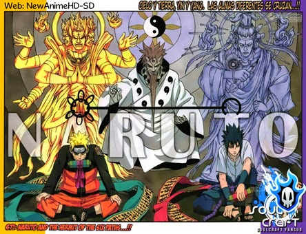 Naruto - Manga Tomos (1-68) Mega Sin categoría