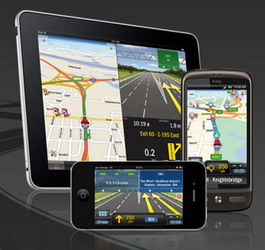 CoPilot Live 9 GPS navigation app for smartphones and tablets announced by ALK Technologies