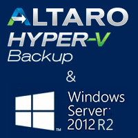Altaro Hyper-V Backup Windows Server 2012 R2