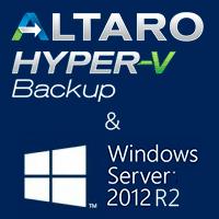 Altaro Hyper-V Backup Windows Server 2012 R2