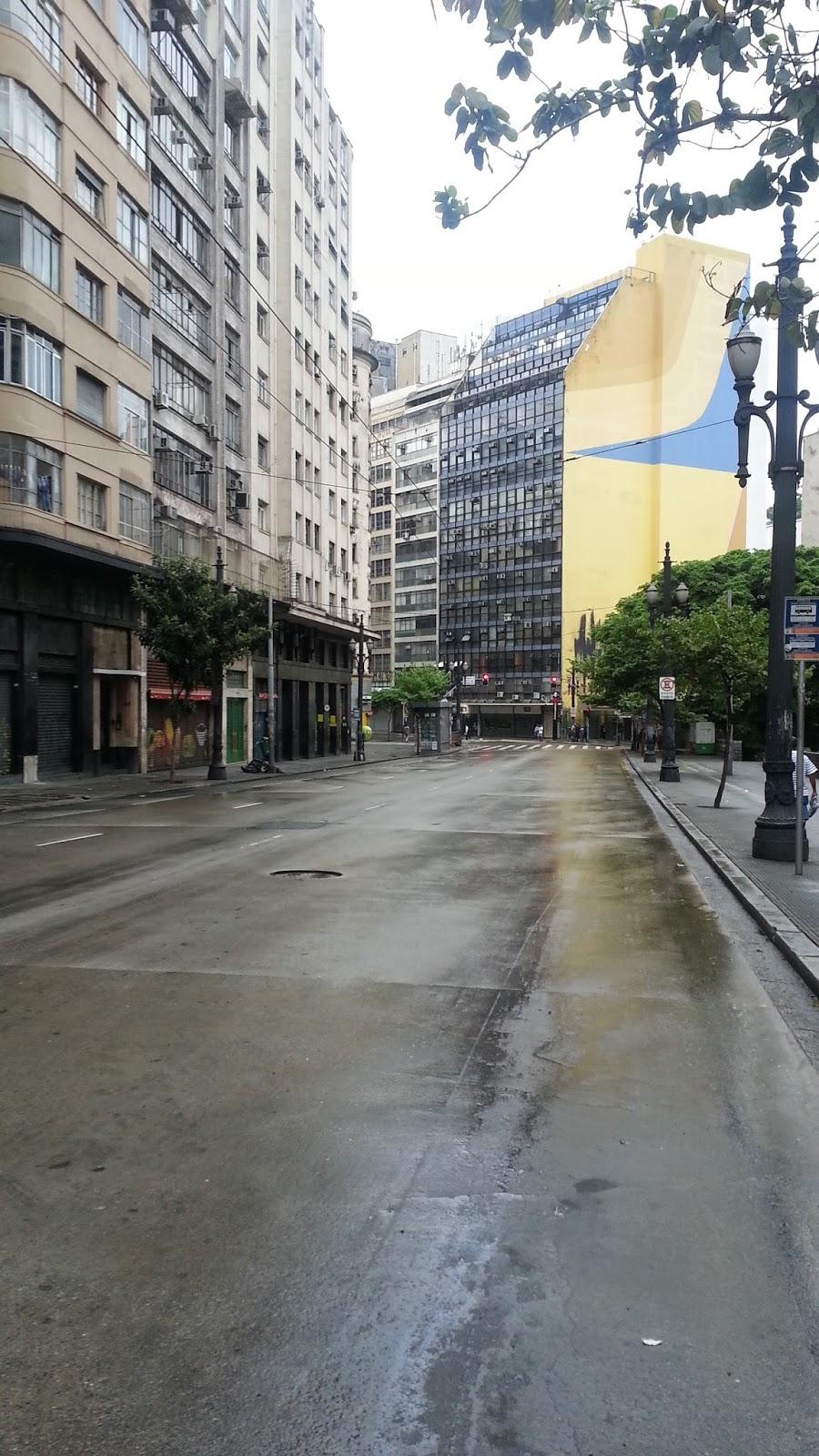 Ruas de São Paulo - Corrida de Rua