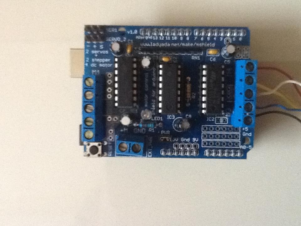 Arduinoprog 12 Projeto Controle De Motor De Passo Pelo