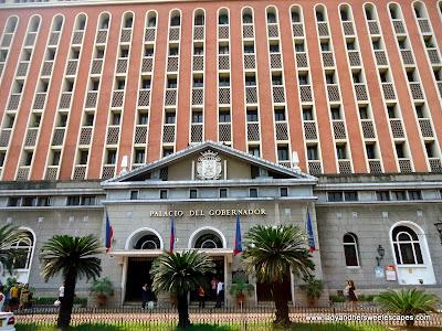Palacio Gobernador in Intramuros
