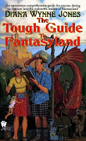 cover of 'The Tough Guide to Fantasyland' by Diana Wynne Jones