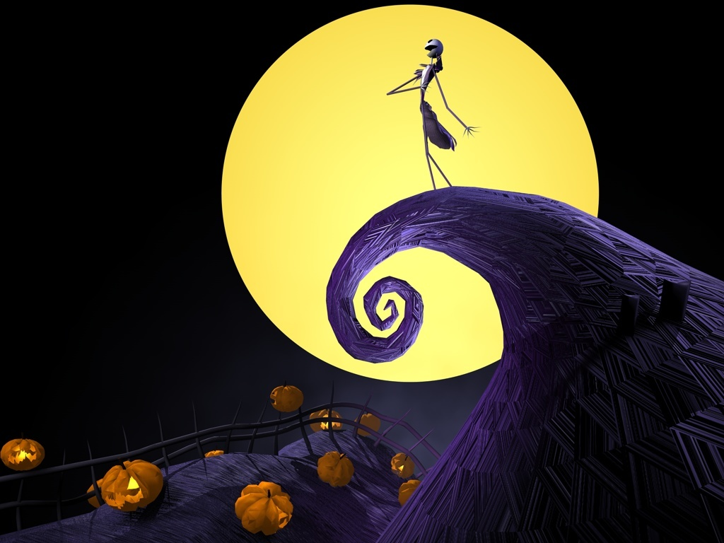 This is a picture of Hilaire The Nightmare Before Christmas Image
