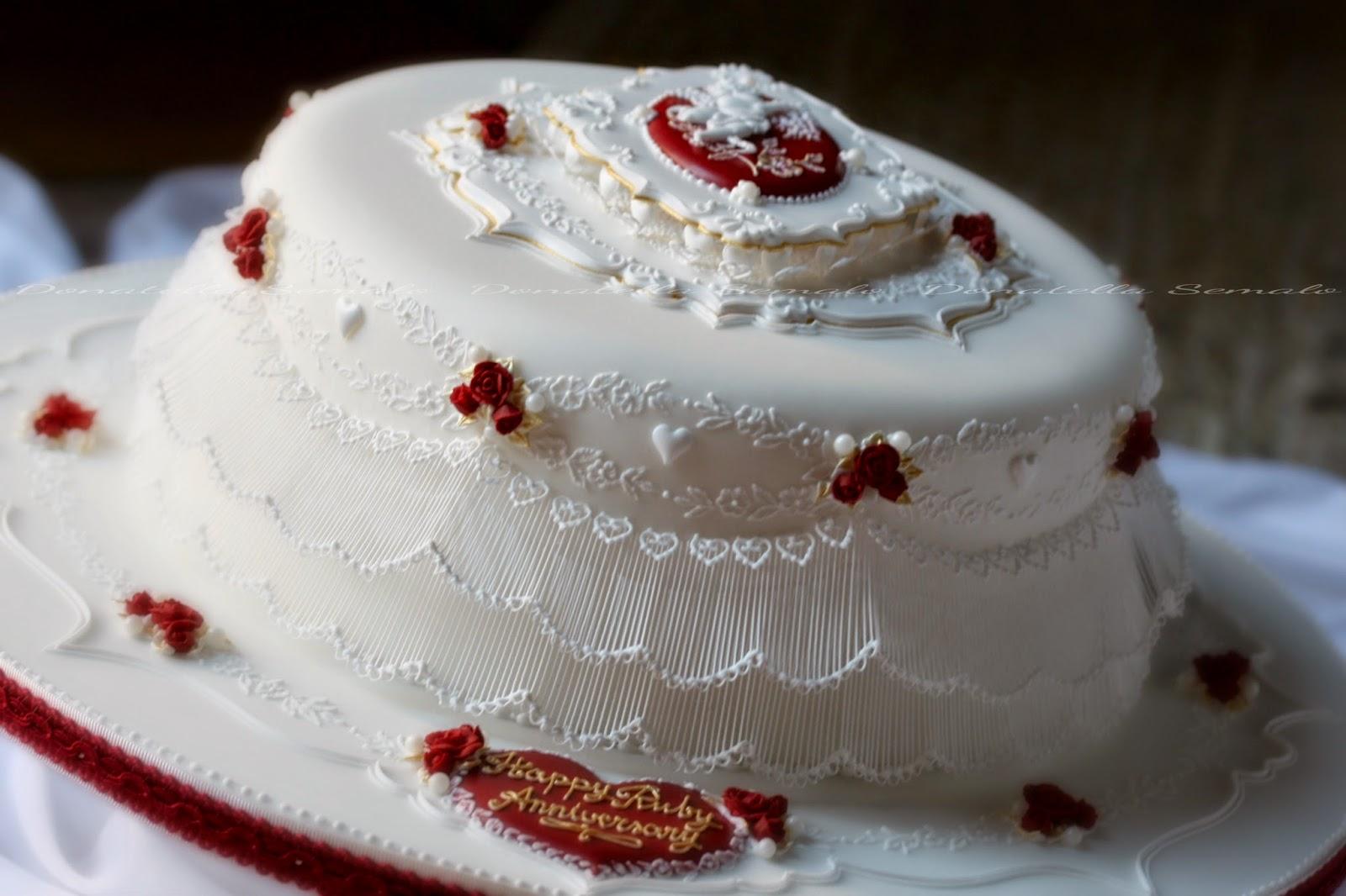 spesso Donatella Semalo: Una torta un destino YS28