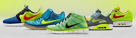 tênis Nike masculino para o Mundial 2014