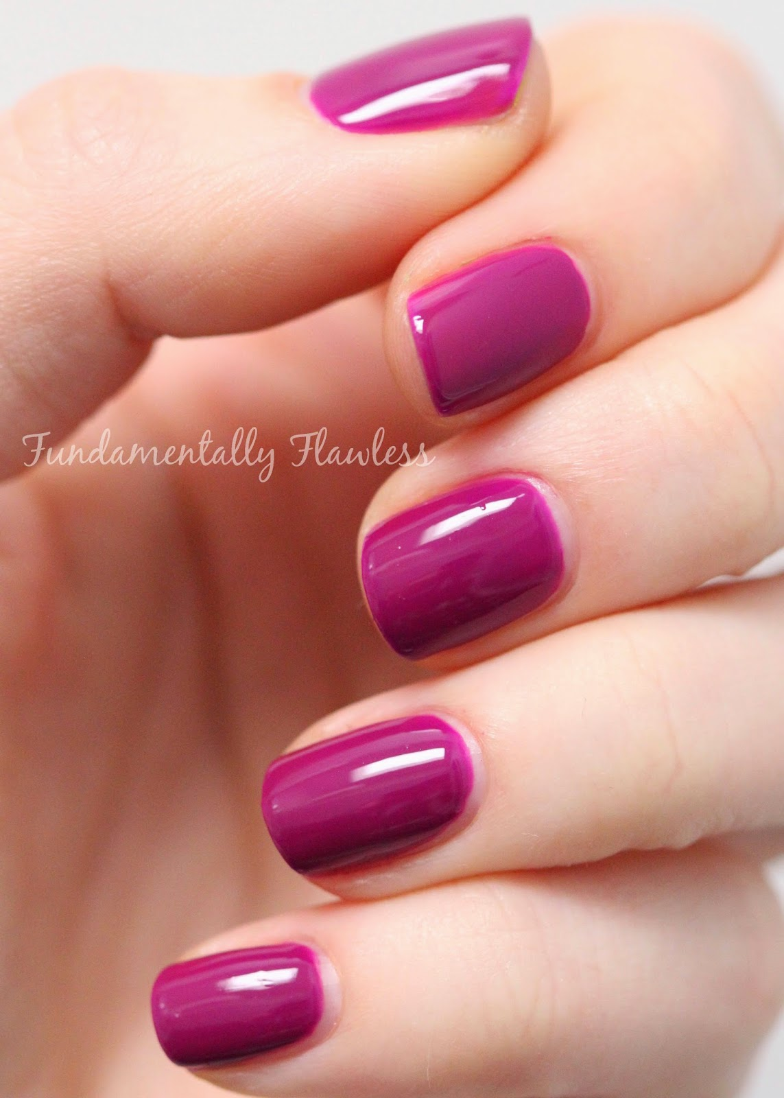 Models Own Purple Orchid Hypergel swatch