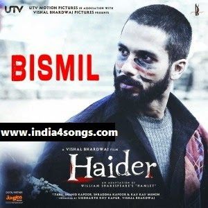 Haider 2014 Mp3 Songs.Pk Download Free