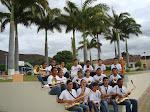 O grupo da Solidariedade de Palmas de Monte Alto - Filarmônica HELU