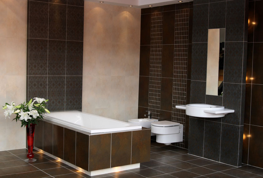 design Idéias de design contemporâneo banheiro
