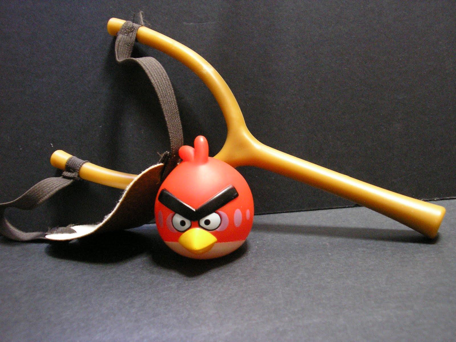 Рогатка для angry birds своими руками