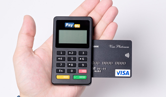 MIcrosoft and Pay-Me Launching a New Credit Card Reader