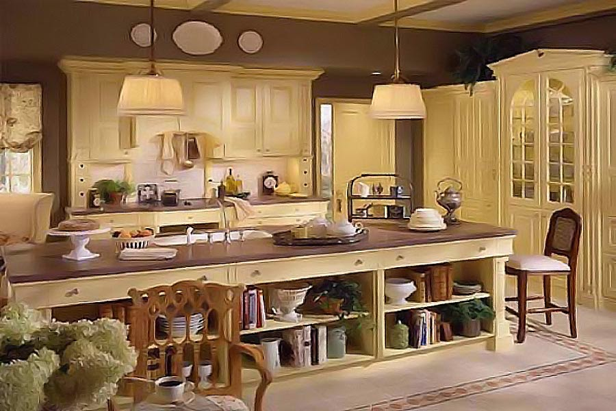 beautiful-french-kitchen-design-idea