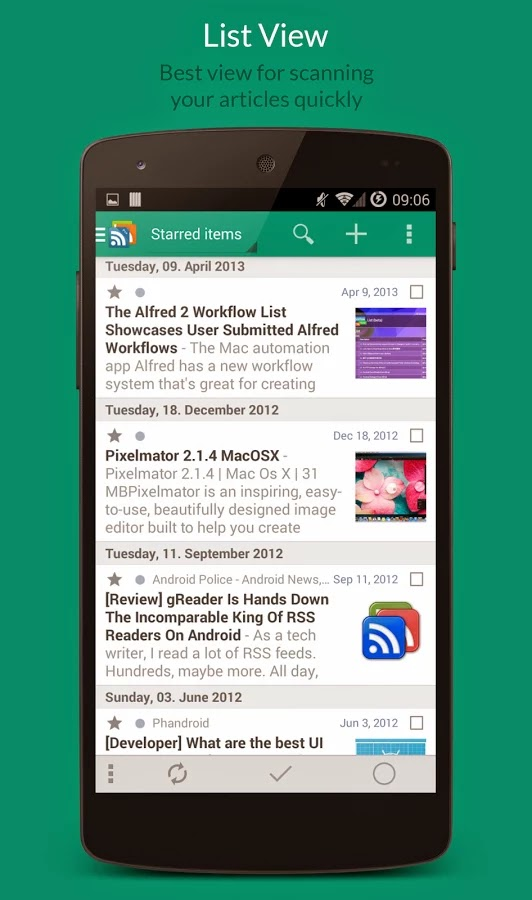 gReader Pro | Feedly | News v3.7.6_pro Patched