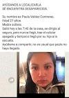 Reportan desaparecida a hija de líder perredista de Atoyac, Guerrero