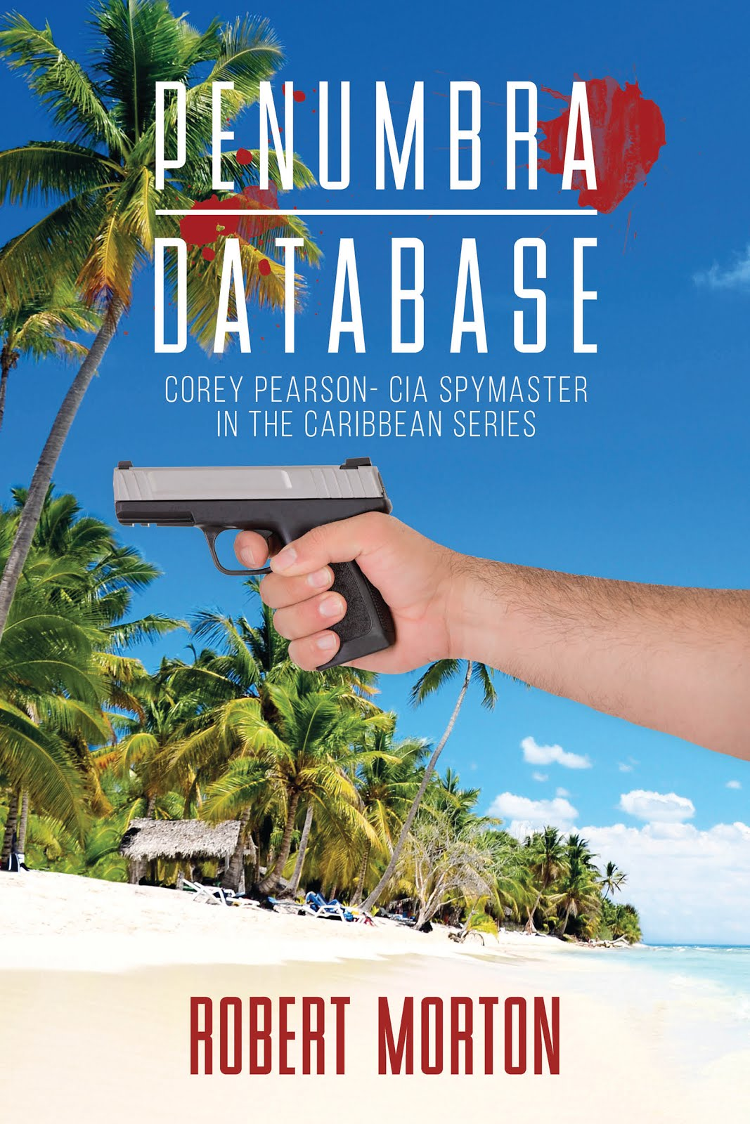 Check out this Caribbean/Florida Keys spy thriller!