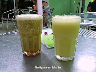 Suco 24h Rio Vermelho: Sucos Energético Anti-Stress e Tangerina, Abacaxi e Uva