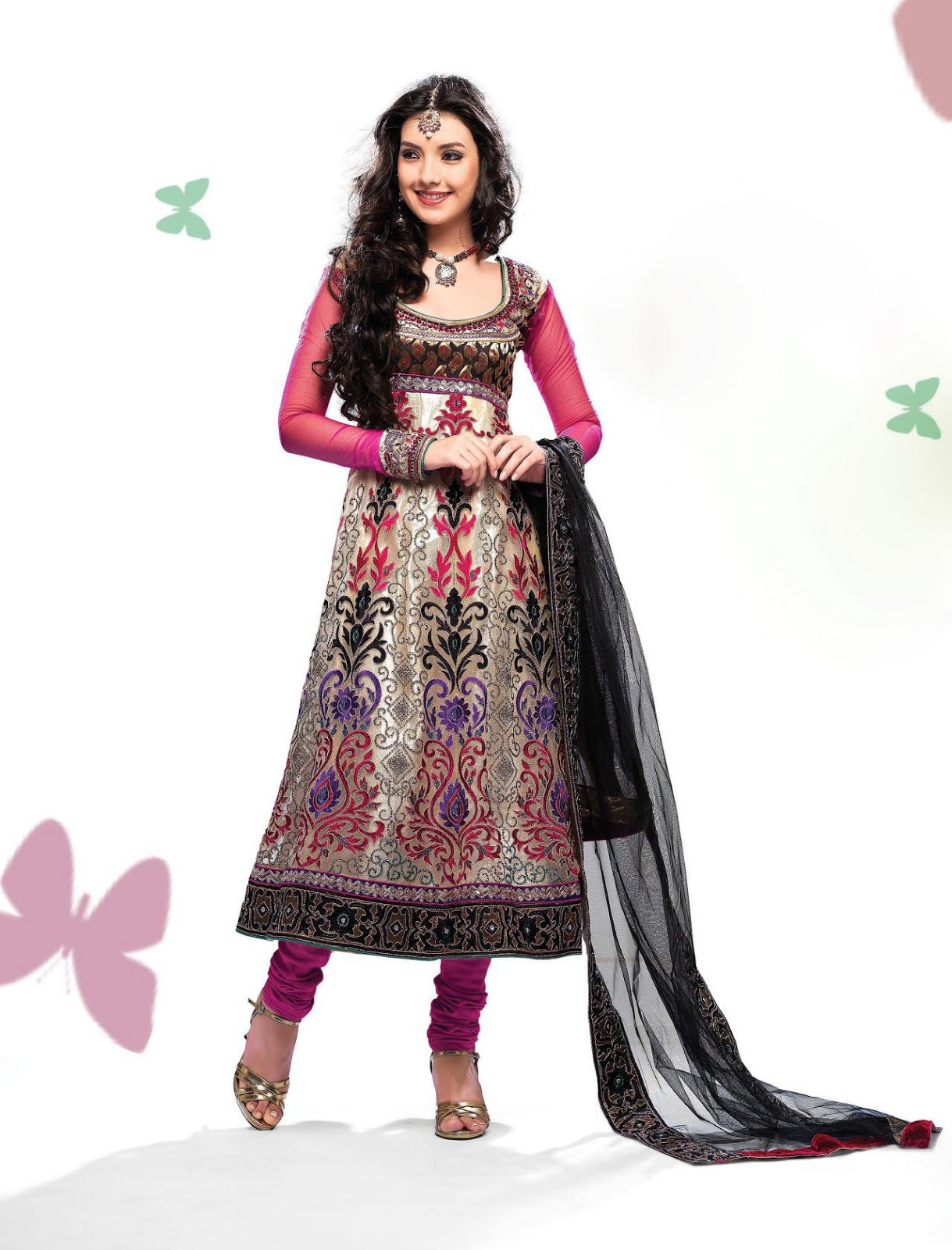 latest fashion celebrity salwar kameez – Page 2 ...