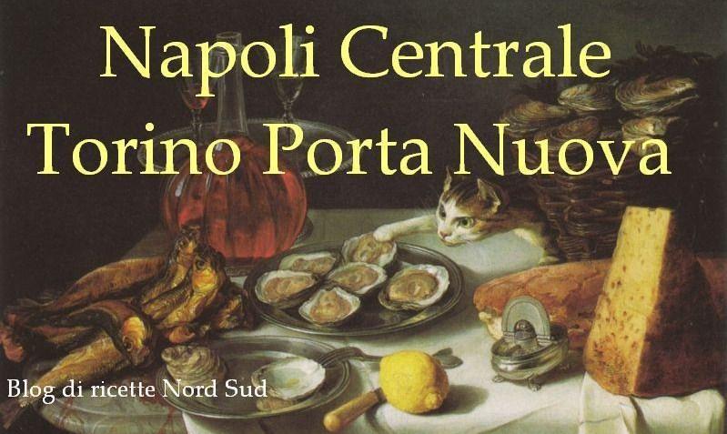 Napoli Centrale  Torino Porta Nuova