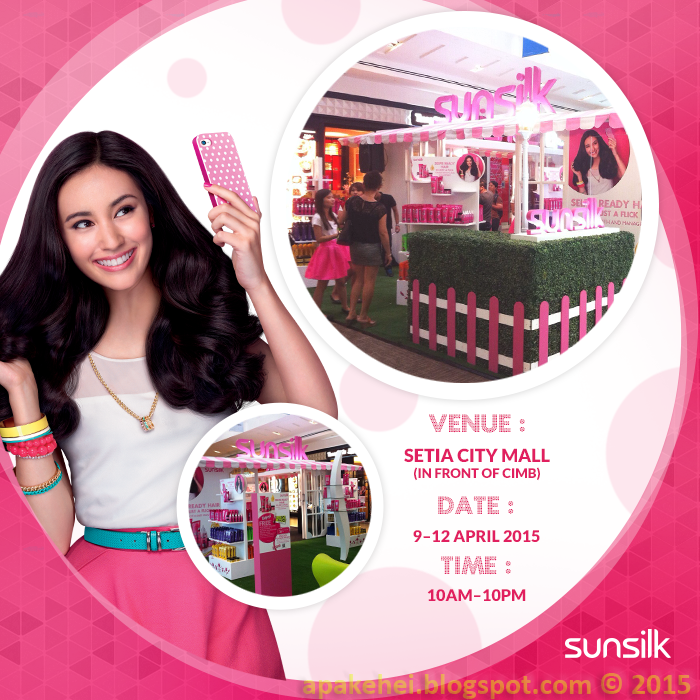 Sunsilk Pink - Setia City Mall