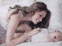 adriana lima baby