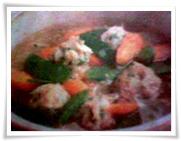 Sup Bakso Kembang Tahu