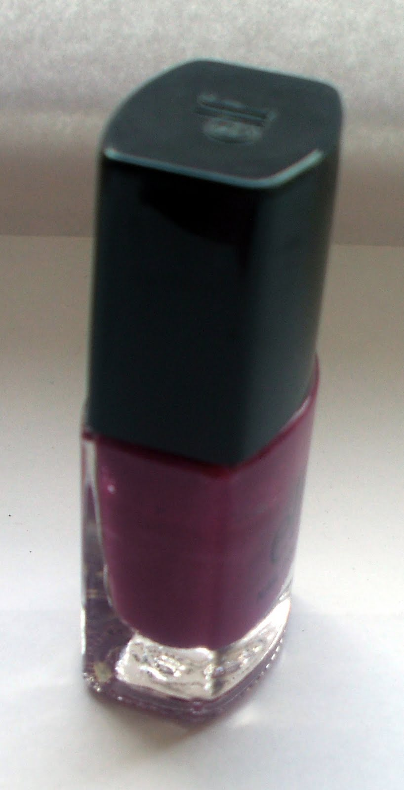 Definitelybeauty: Elf nail polish: Purple Pleaser