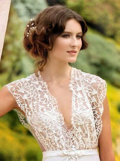 peinados 2015 facil novia