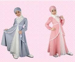 Grosir baju muslim anak murah