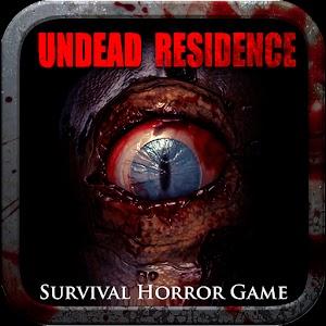 UNDEAD RESIDENCE : terror game v1.1
