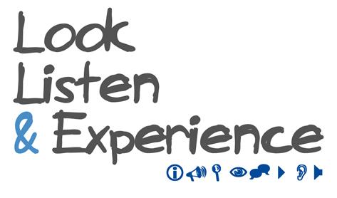 looklistenandexperience