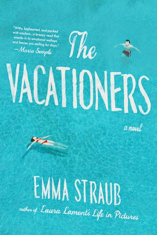The Vacationers book cover