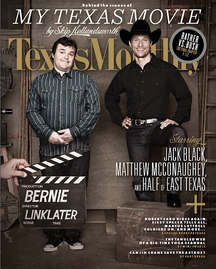 TEXAS MONTHLY Magazine (June 2015) Urban Cowboy